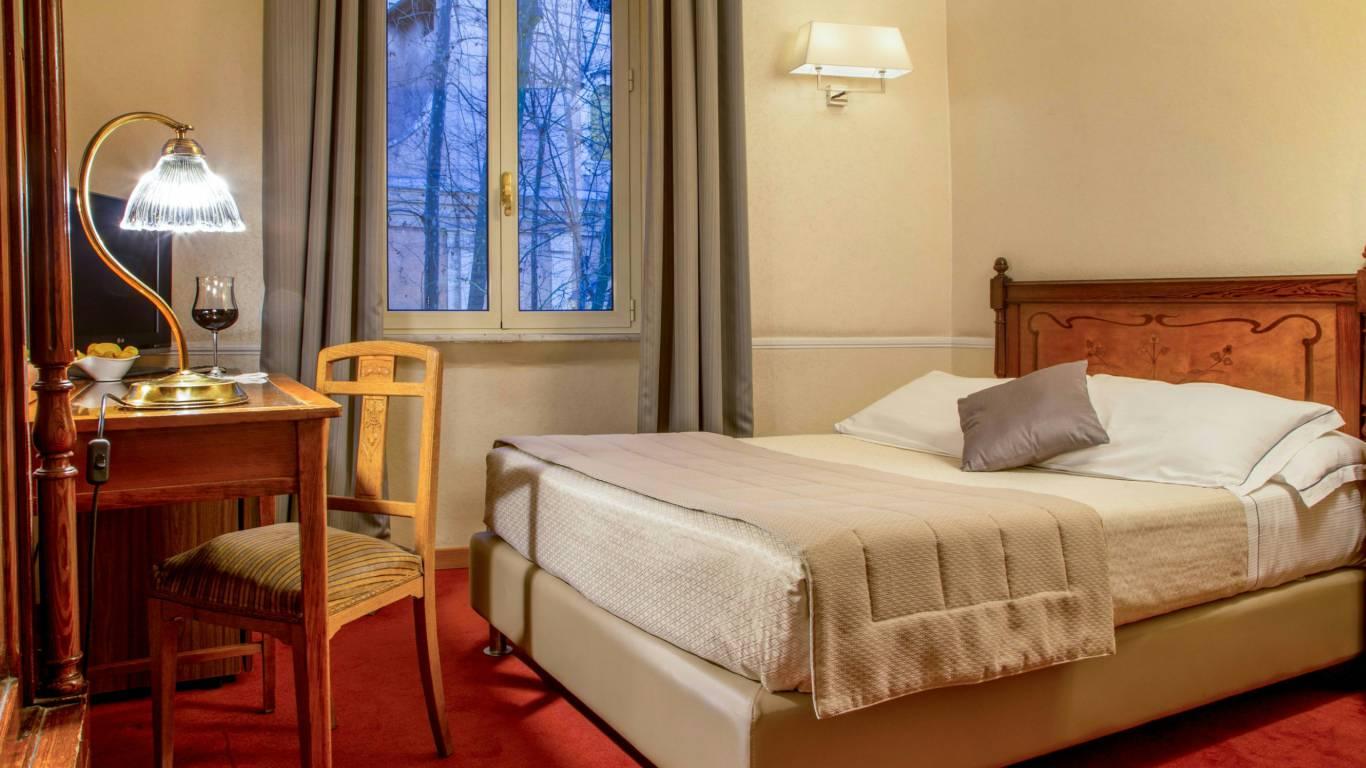 Hotel-Alexandra-Rom-zimmer-Economy