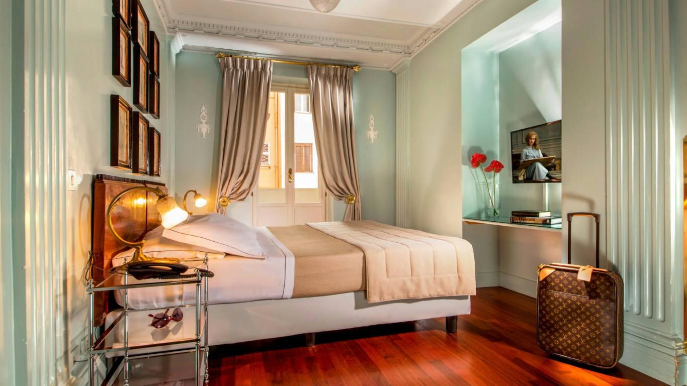 Hotel-Alexandra-Roma-camera-Superior