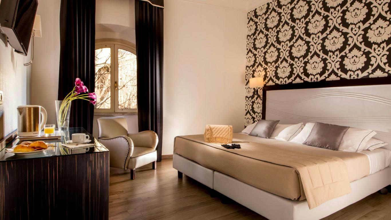 Hotel-Alexandra-Roma-camera-Deluxe